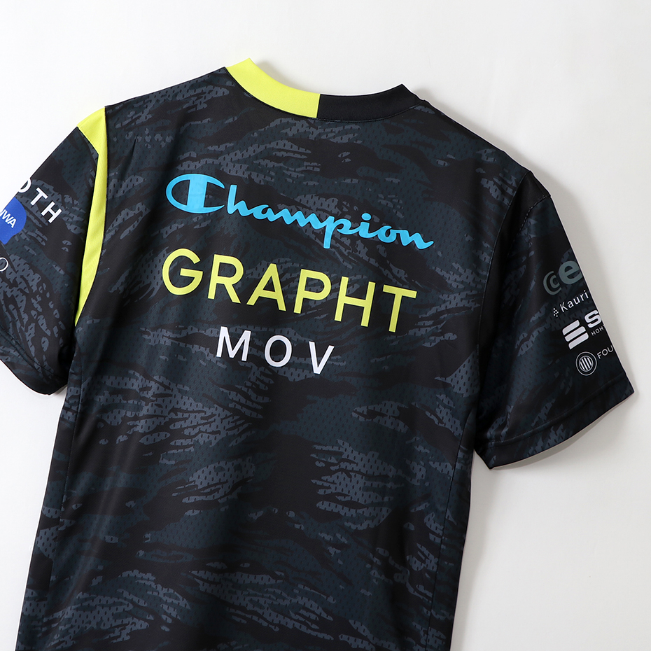 Champion TM GRAPHT GM JSY MOV XL