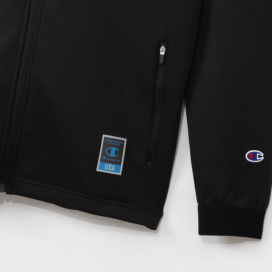 Champion_Team GRAPHT_GAMING HOODIE_Black_Lsize