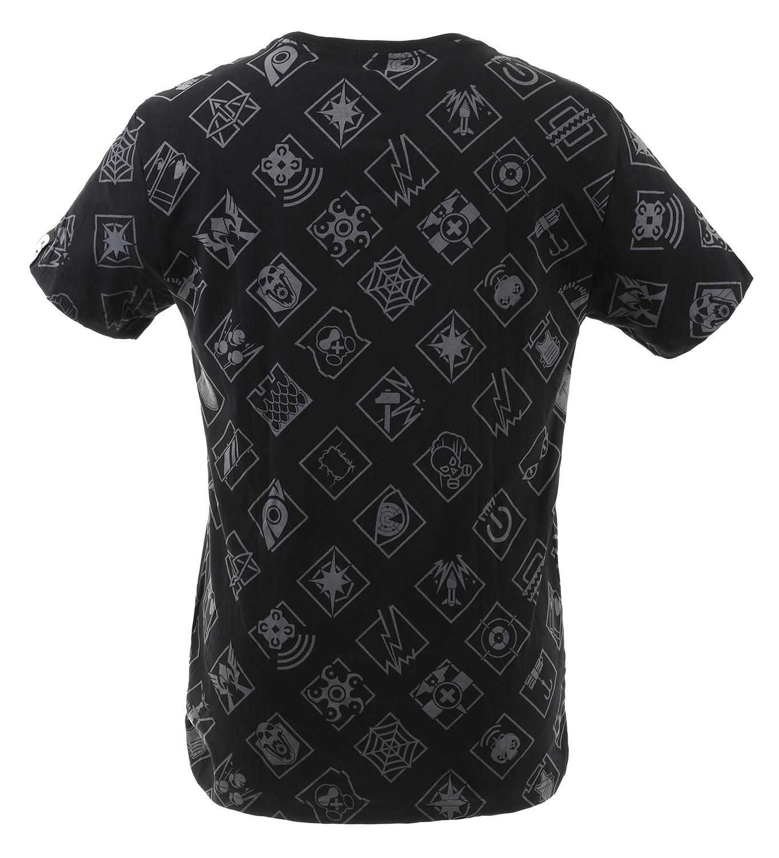 DIFUZED シックスシージ Tシャツ オペレーターロゴ