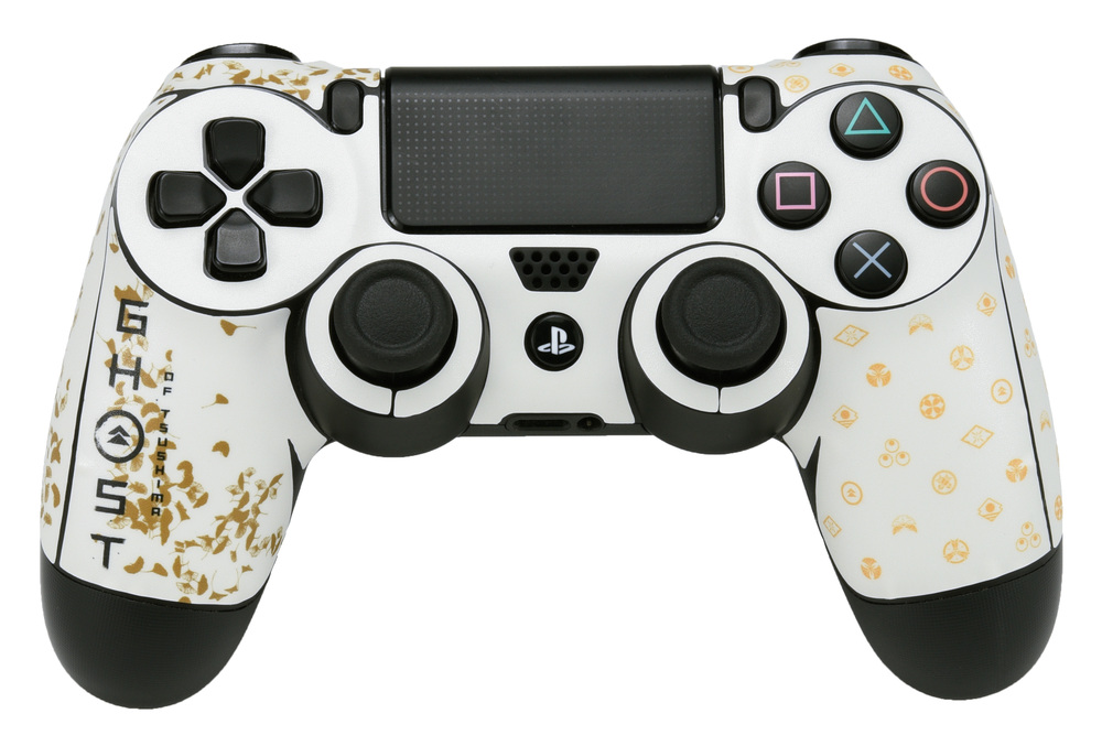 Ghost of Tsushima スキンシール for DUALSHOCKⓇ4
