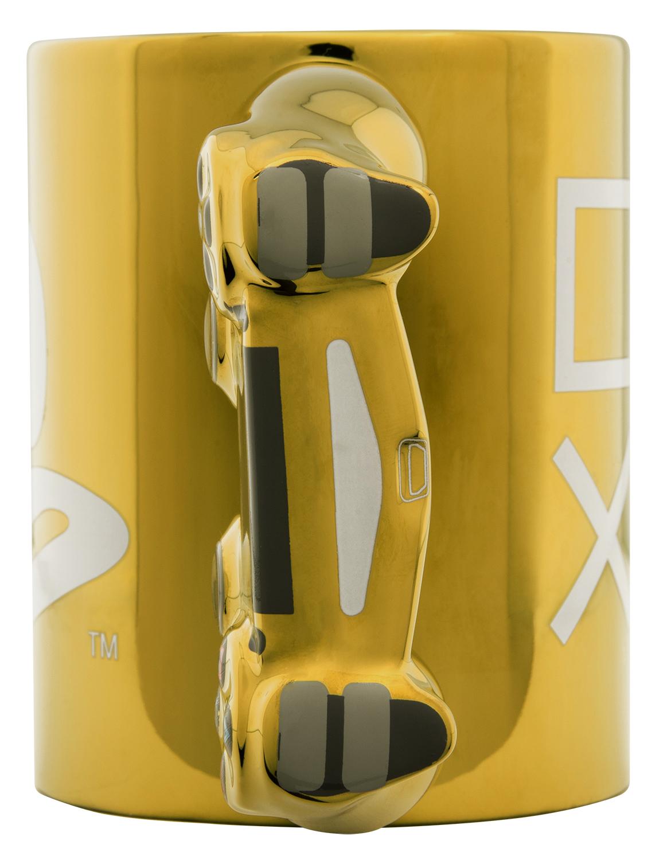 Paladone Gold Controller Mug / PlayStation™ 新パッケージ