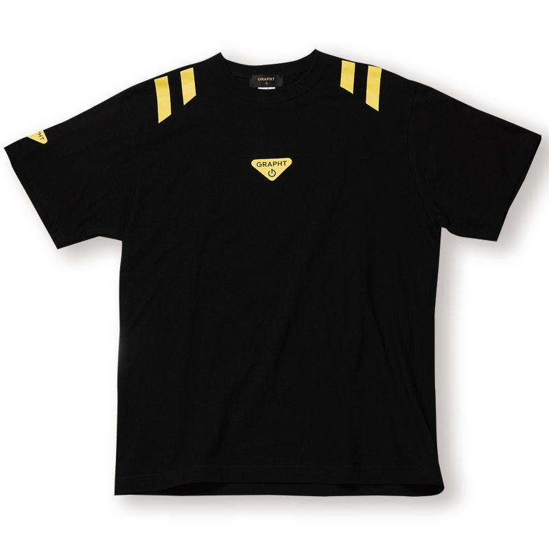 Team GRAPHT Y-Line Tee - L