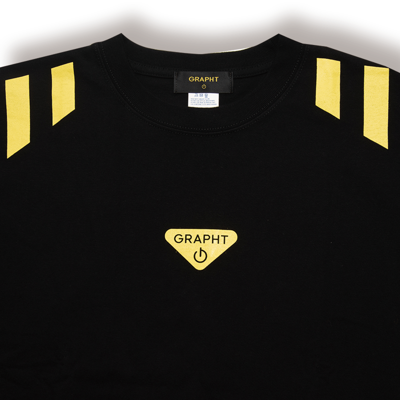 Team GRAPHT Y-Line Tee - XL