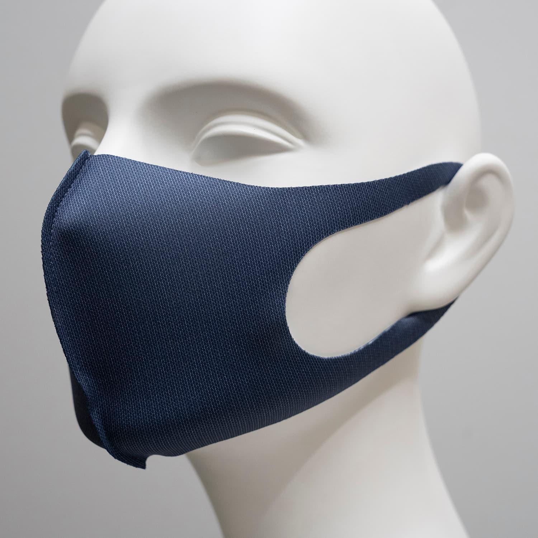 洗えるカラープリントマスク(MB)(ニットタイプ)レギュラーサイズ1枚入り
