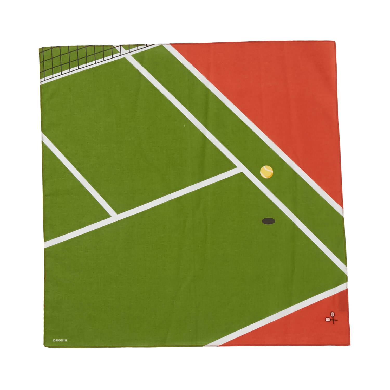 テニスプレイ