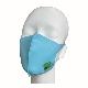 洗えるプリントマスク(てんとう虫とクローバー)ハンカチ連動