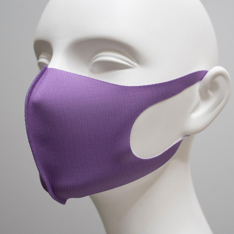 洗えるカラープリントマスク(MM)(ニットタイプ)レギュラーサイズ1枚入り