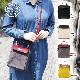 レディースバッグ ポシェット ミニショルダーバッグ ハンドバッグ 2Way 防水帆布 本革 レザー SEAGULL SHIP シーガルシップ 栃木レザー 日本製 国産 女性用 婦人用  BAGGY PORT バギーポート