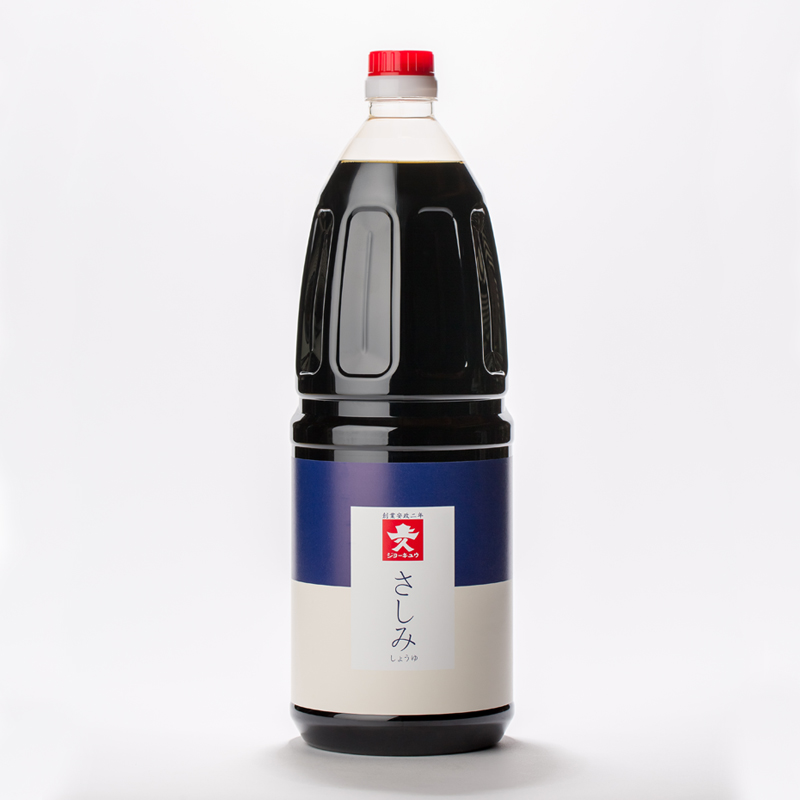 【常温品】ジョーキュウ さしみ醤油 1.8L 業務用 さしみ しょうゆ 醤油