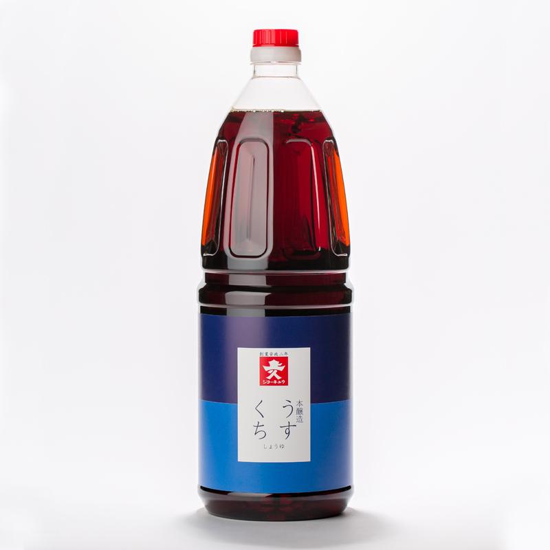 【常温品】ジョーキュウ 本醸造淡口 1.8L 業務用 本醸造 淡口 醤油 うすくち しょうゆ