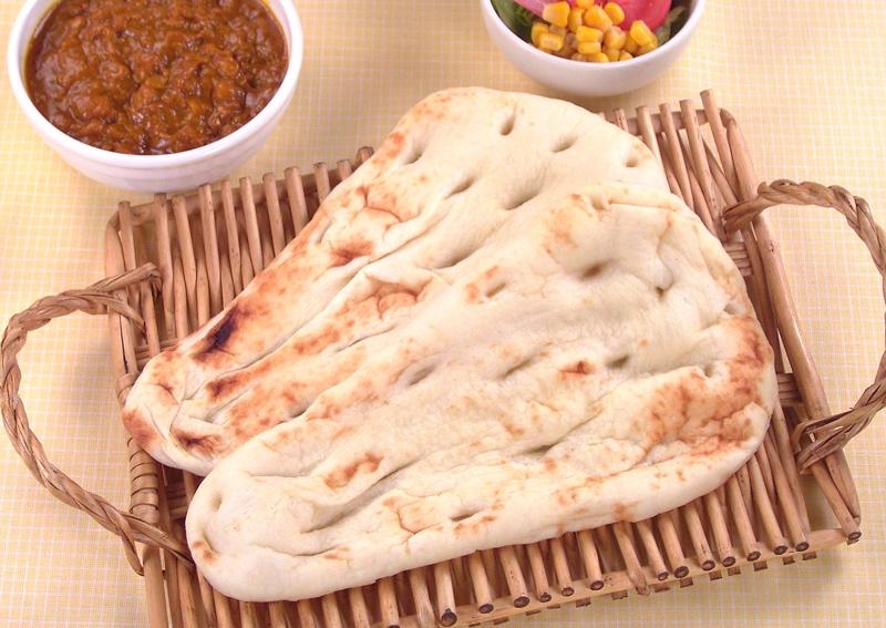 JCコムサ ナン 70g×5枚入り 530g プレーン エスニック料理 インド料理 食材 冷凍 業務用
