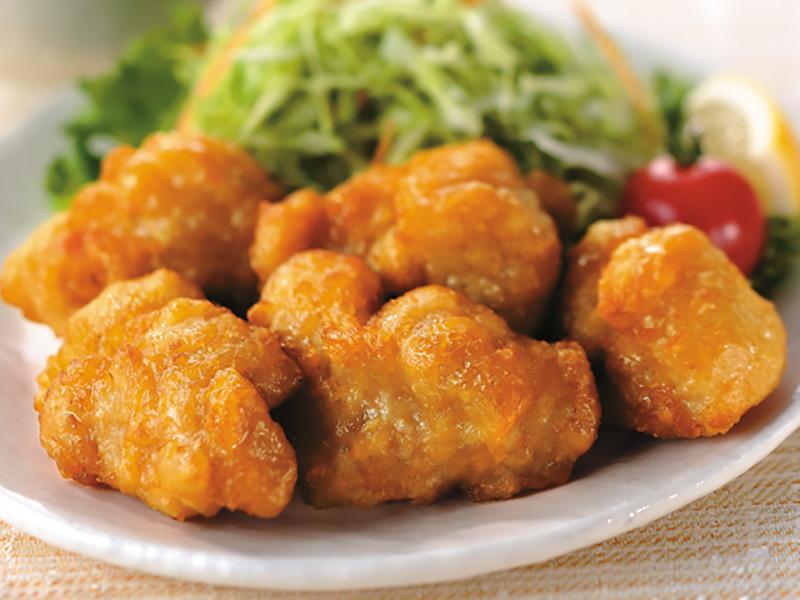 味の素冷食 業務用 やわらか鶏もも唐揚げ 1kg チキン 鶏肉 もも肉 竜田揚げ 唐揚げ おかず 和風 惣菜 冷凍