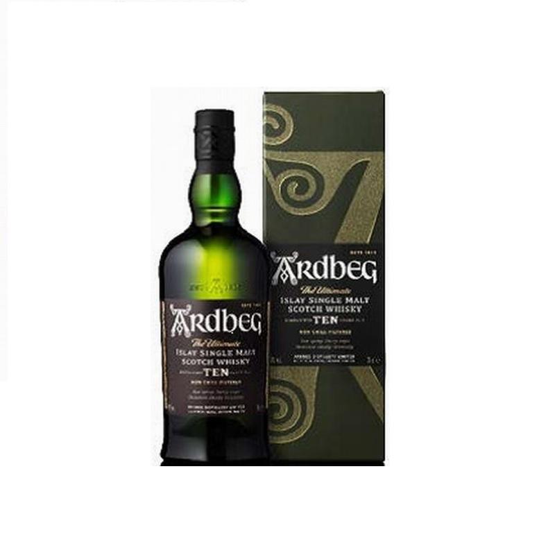 アードベッグ 10年 お酒 熟成 ウィスキー 46度 700ml 業務用 お取り寄せ