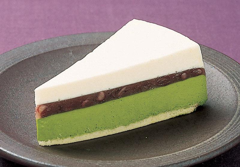 味の素冷凍食品 業務用 抹茶のチーズケーキ 80g×6個 抹茶スイーツ 粒あん ケーキ チーズケーキ スイーツ デザート お祝い お取り寄せ 洋菓子 和菓子 グルメ 冷凍ケーキ 冷凍
