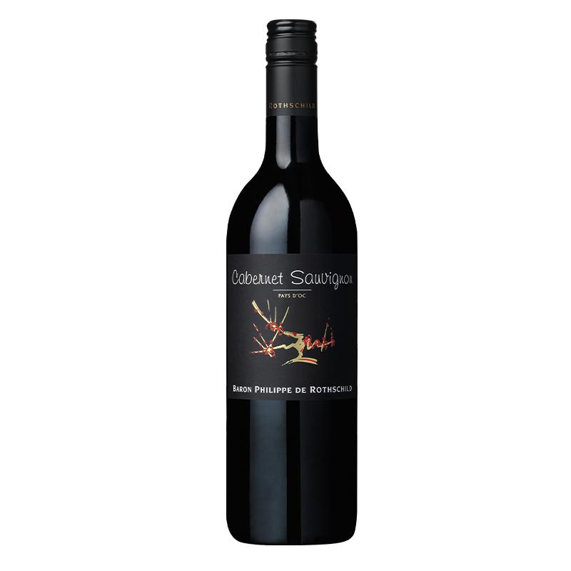 【常温品】バロン・フィリップ・ド・ロスチャイルド ヴァラエタル・カベルネ・ソーヴィニヨン 750ml アルコール 13.5% 赤ワイン ワイン 南フランス ラングドック・ルーション地方