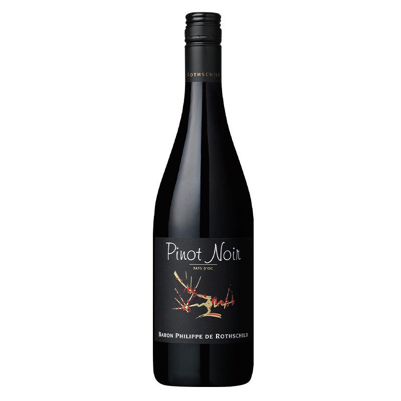 【冷蔵品】バロン・フィリップ・ド・ロスチャイルド ヴァラエタル・ピノ・ノワール 750ml アルコール 12.5% 赤ワイン ワイン 南フランス ラングドック・ルーション地方