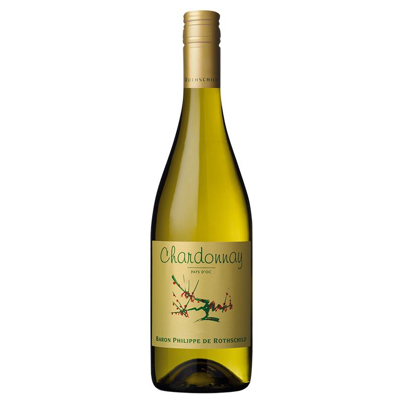 【常温品】バロン・フィリップ・ド・ロスチャイルド ヴァラエタル・シャルドネ 750ml アルコール 14.0% 白ワイン ワイン 南フランス ラングドック・ルーション地方