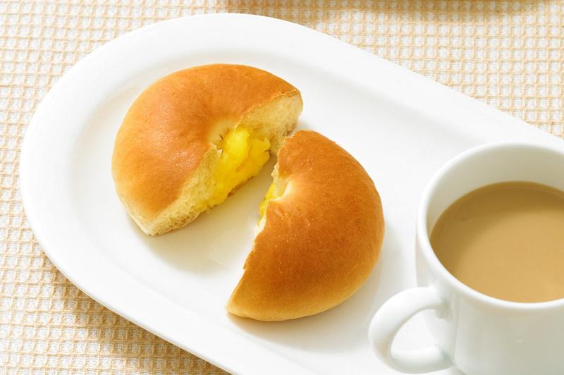テーブルマーク クリームパン 約28g×10個 冷凍 パン 冷凍パン 軽食 朝食 お手軽 簡単 クリームパン クリーム パン 冷凍 洋風 菓子パン 業務用