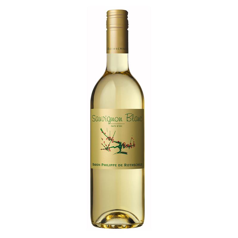 【冷蔵品】バロン・フィリップ・ド・ロスチャイルド ヴァラエタル・ソーヴィニョン・ブラン 750ml アルコール 14.0% 白ワイン ワイン 南フランス ラングドック・ルーション地方