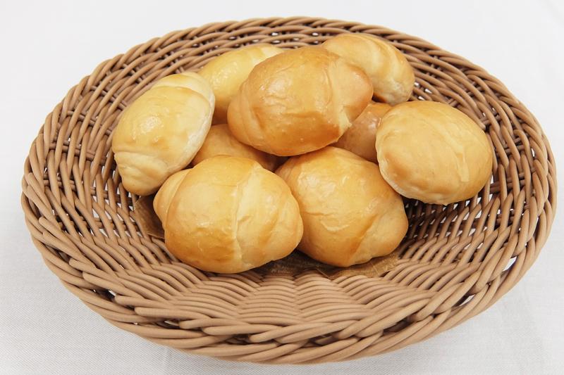 テーブルマーク カジュアル ロールパン 約21g×10個 冷凍 パン 冷凍パン 軽食 朝食 お手軽 簡単 ロールパン ロール パン 冷凍 業務用