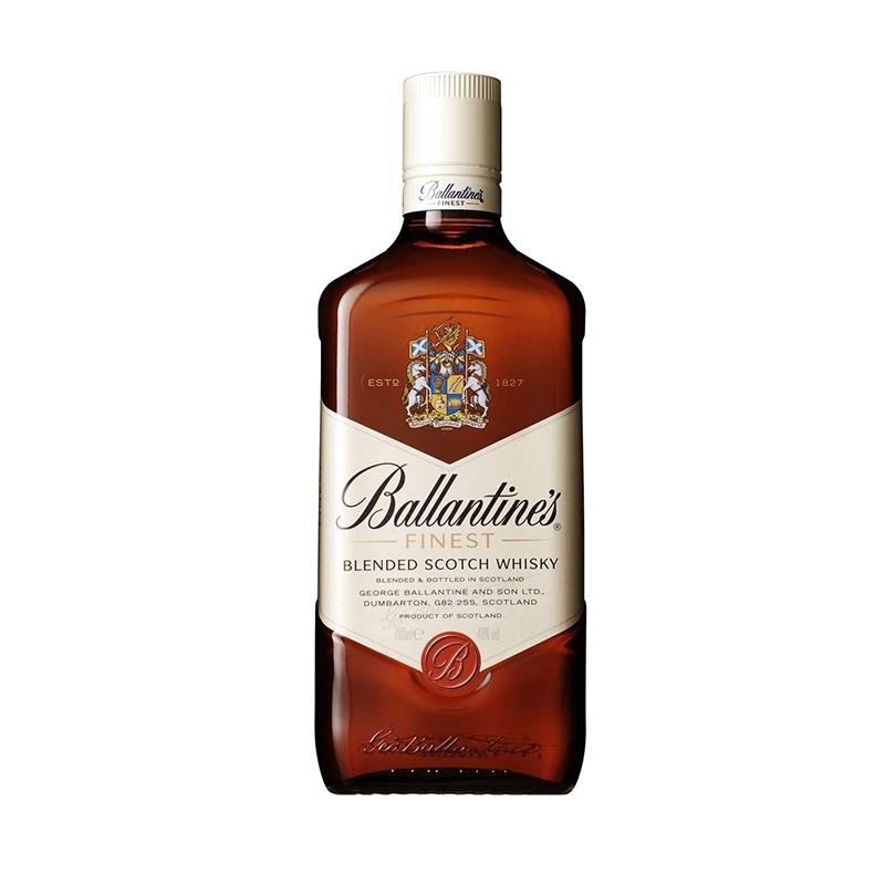 【常温品】バランタイン ファイネスト 700ml ウイスキー アルコール 40% スコットランド産 スコッチ サントリースピリッツ