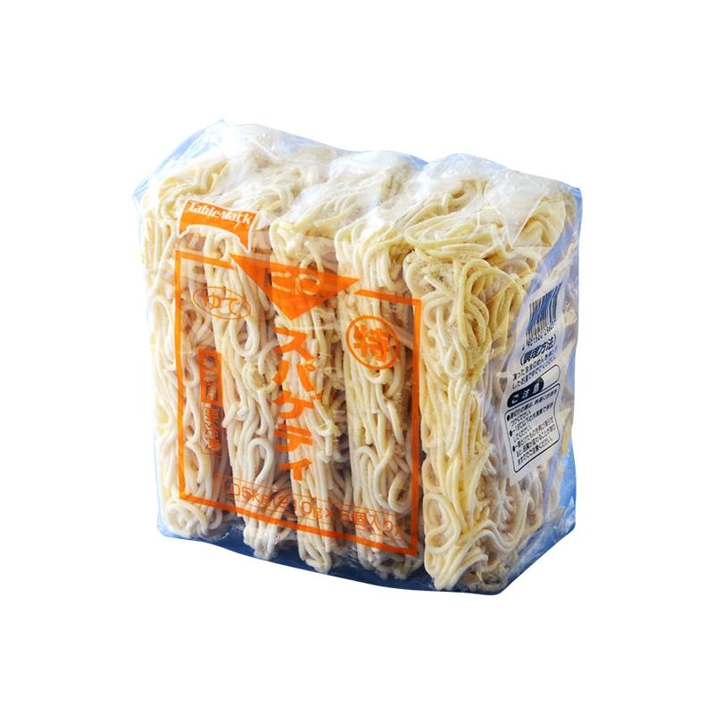 テーブルマーク 特 スパゲティ 210g×5個 合計1050g 5人前 冷凍スパゲティ 麺 パスタ麺 冷凍 業務用