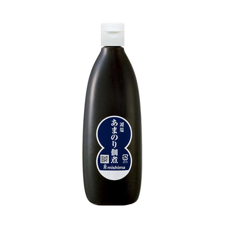 【常温品】三島食品 減塩 あまのり佃煮 500g 業務用 海苔 調味料 和食 惣菜 つくだ煮 ボトルタイプ