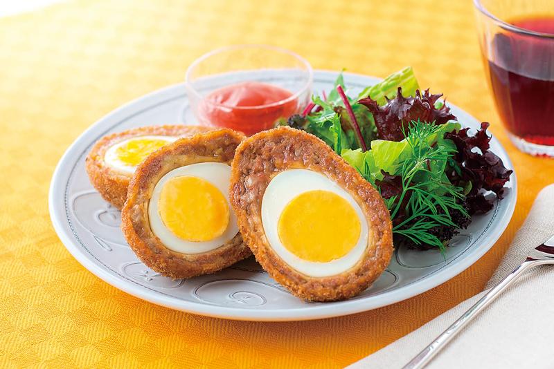 【冷蔵品】ケンコーマヨネーズ 業務用 ゆで卵KD 10個 卵 ゆでたまご パック 冷蔵 惣菜 簡単 お手軽