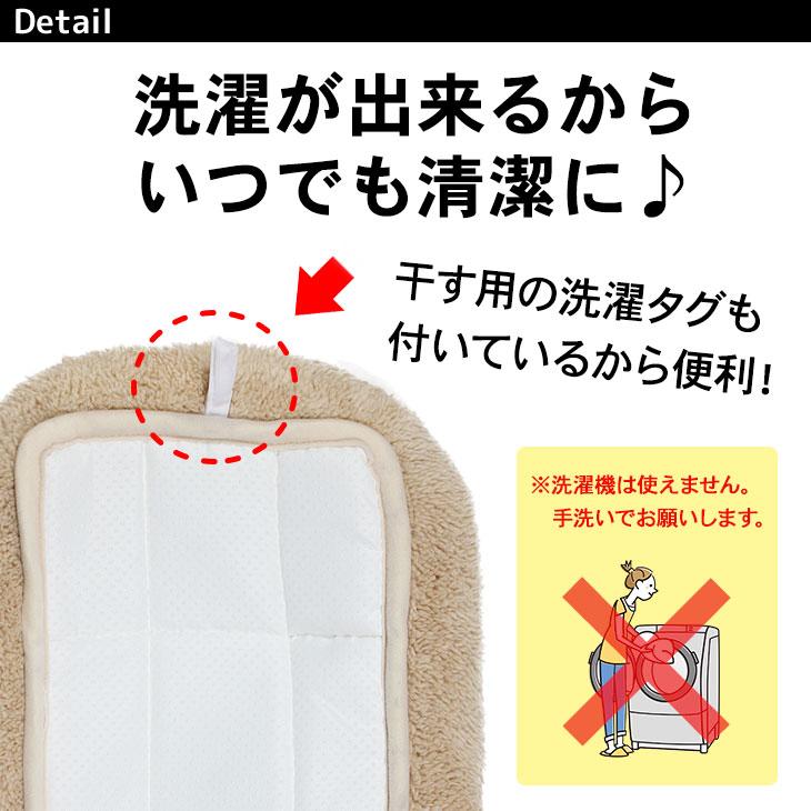 【訳あり】 シンプル ペット用ベッド・マット 中型 大型 犬 猫 XLサイズ