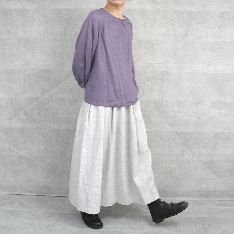 fog linen work ハンネ トップ WISTERIA