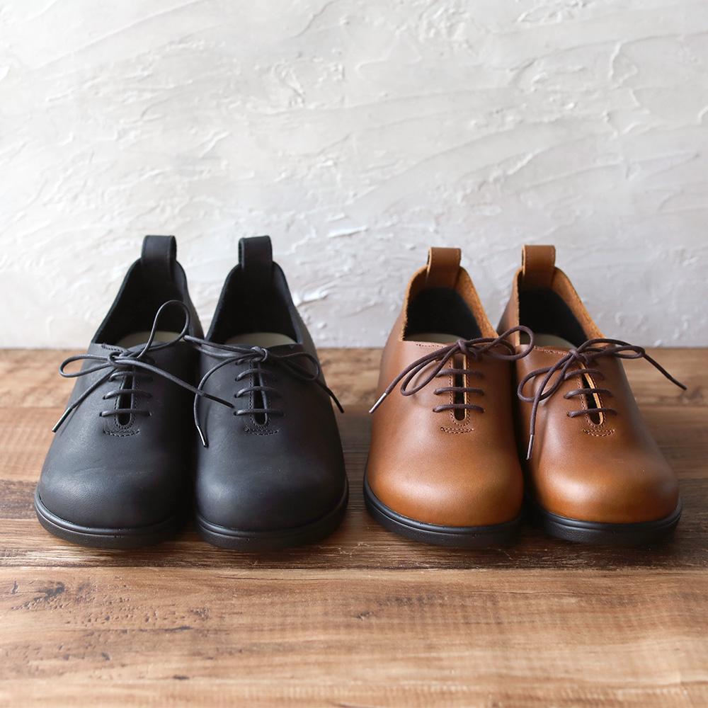 AROA|LIETO ブラックソール oil brown