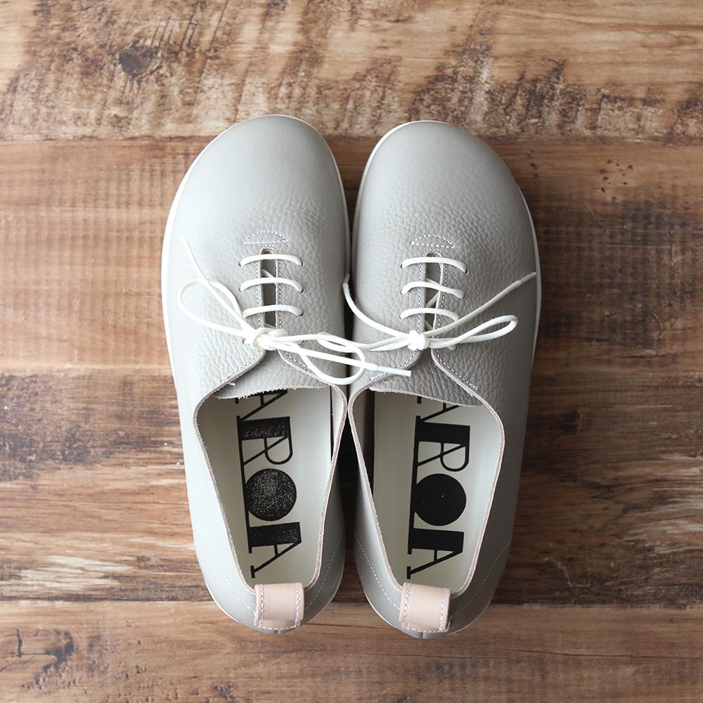 AROA|LIETO ホワイトソール gray