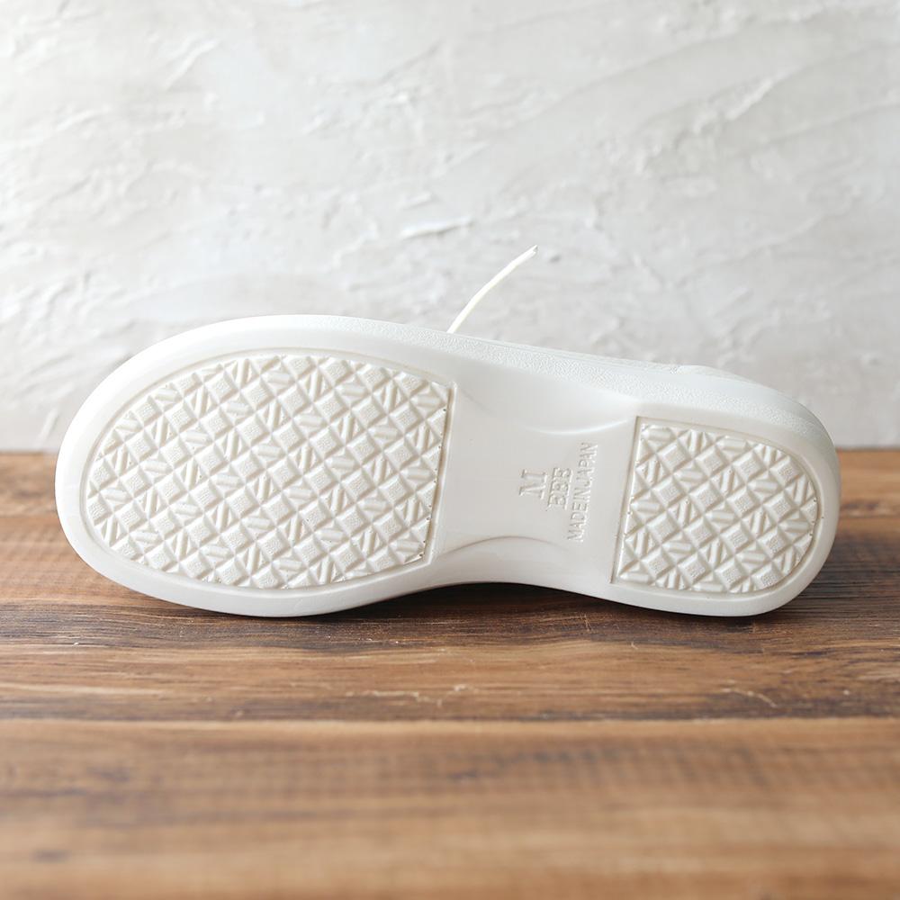 AROA|LIETO ホワイトソール white