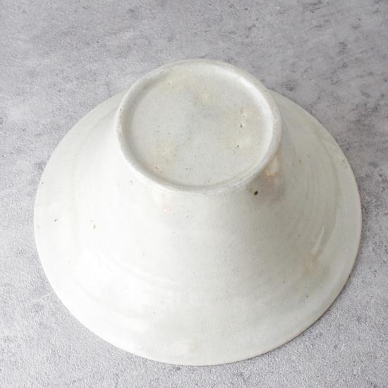 平岡仁 粉引麺鉢