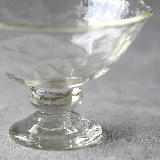 安土草多|アイスクリームグラス