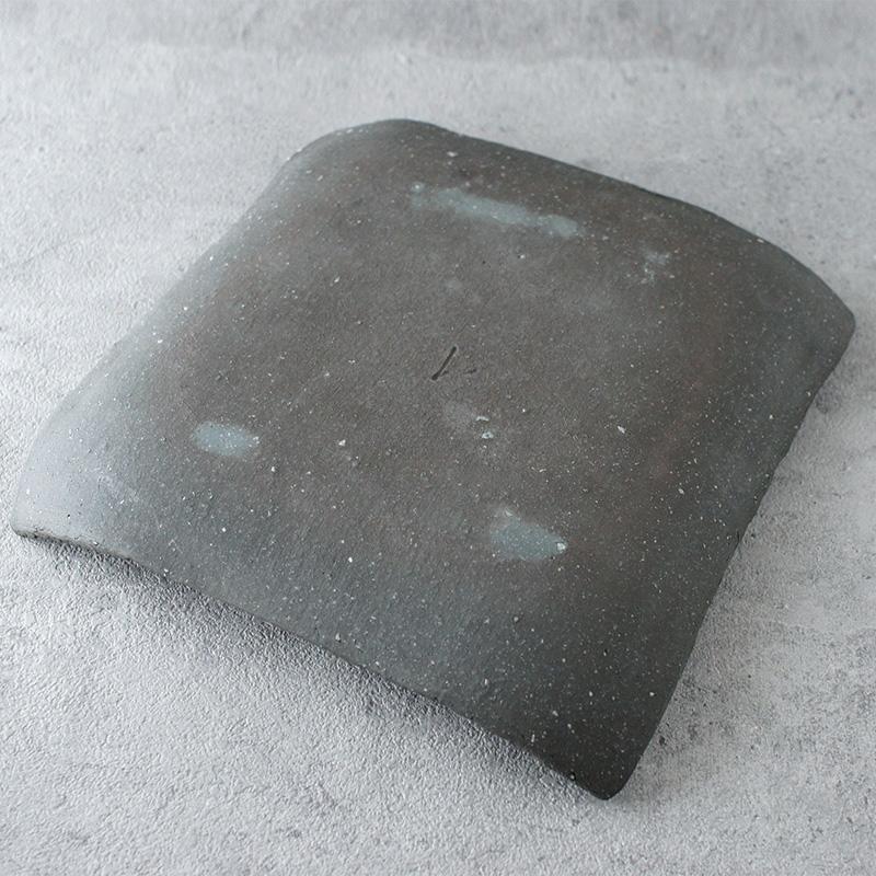 平岡仁|ビロウド角皿(M)