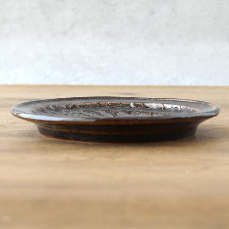 鈴木稔|取り皿 16cm