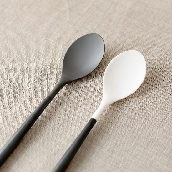 ZIKICO SUMU Dinner Spoon White