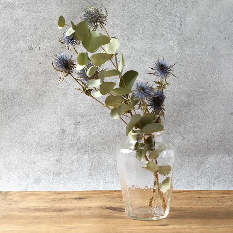 安土草多|十角花器