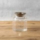 安土草多|陶製蓋付き瓶