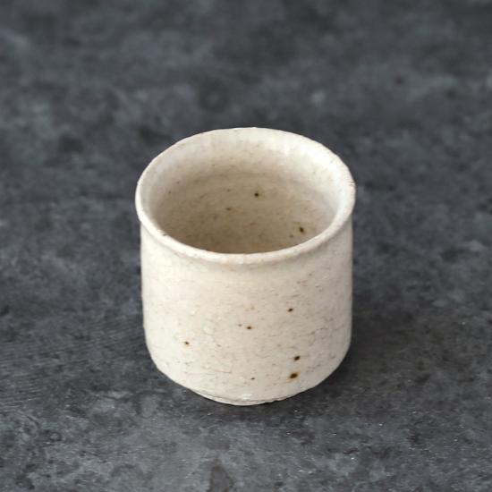 林拓児|貫入茶杯