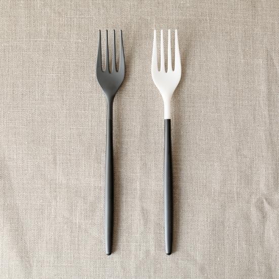 ZIKICO SUMU Dinner Fork Black
