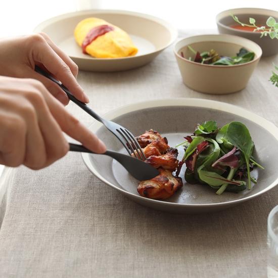 ZIKICO|SUMU Dinner Knife Black