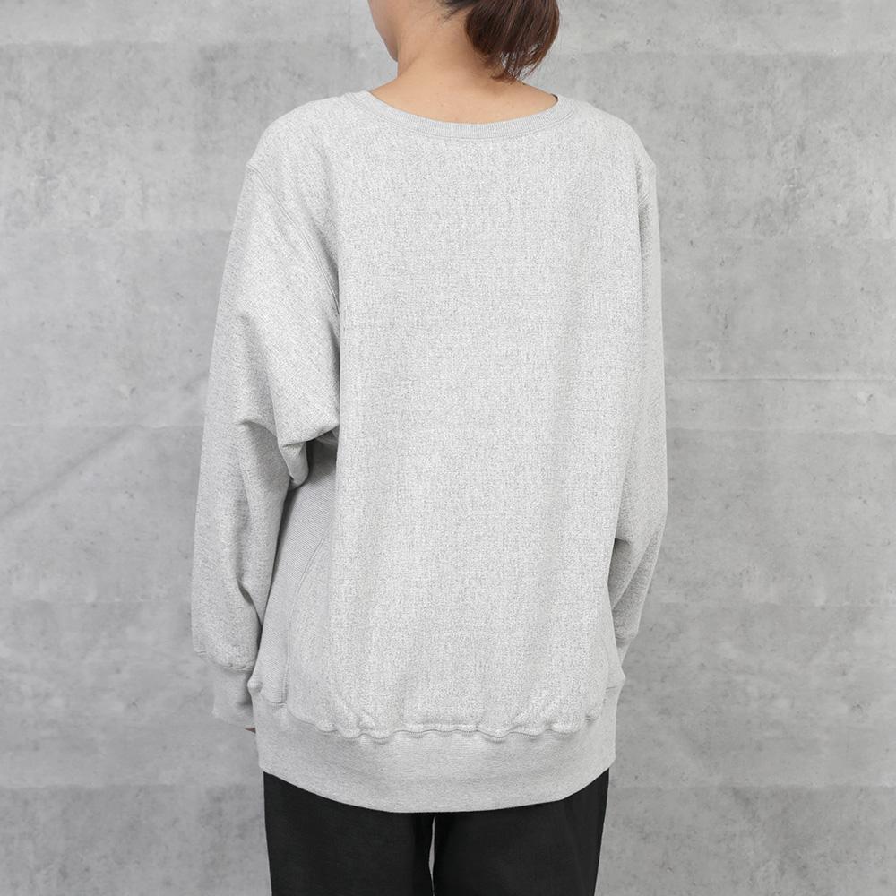 1dozen スウェットシャツ Top Gray