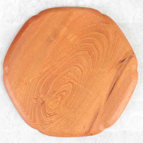 四十沢木材工芸 雪輪盆 大