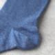 サルビア|ふんわりくつした TANE ブルー