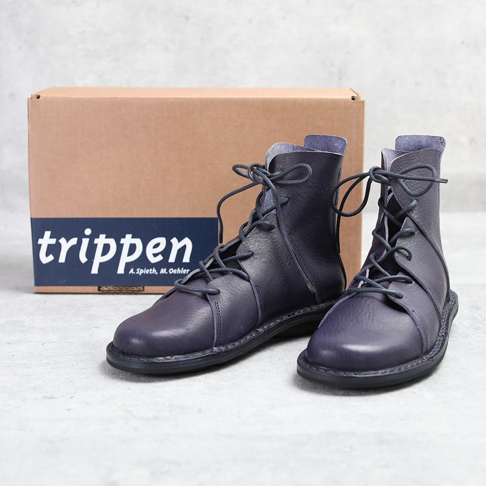 trippen|Nomad blue