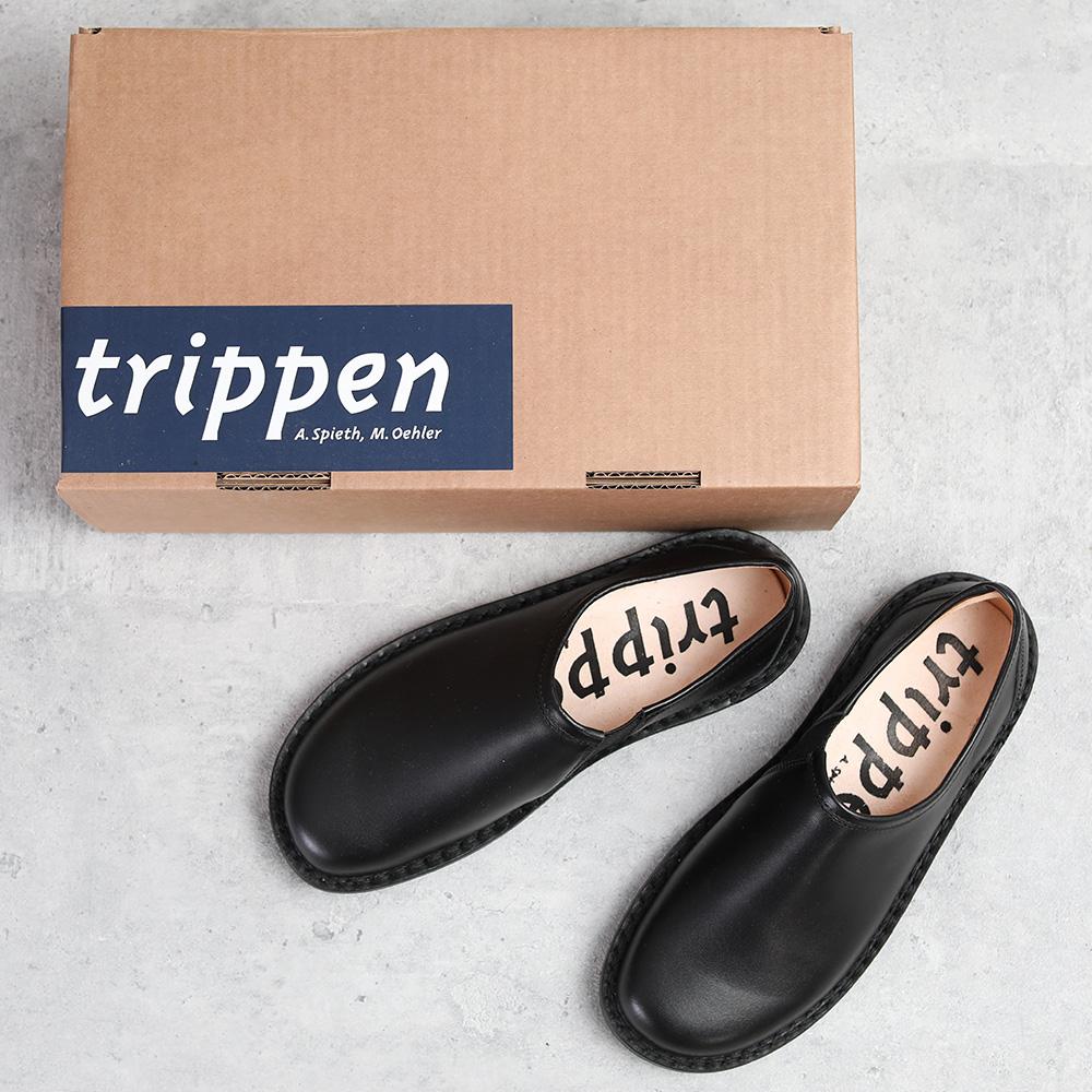 trippen|Yen black
