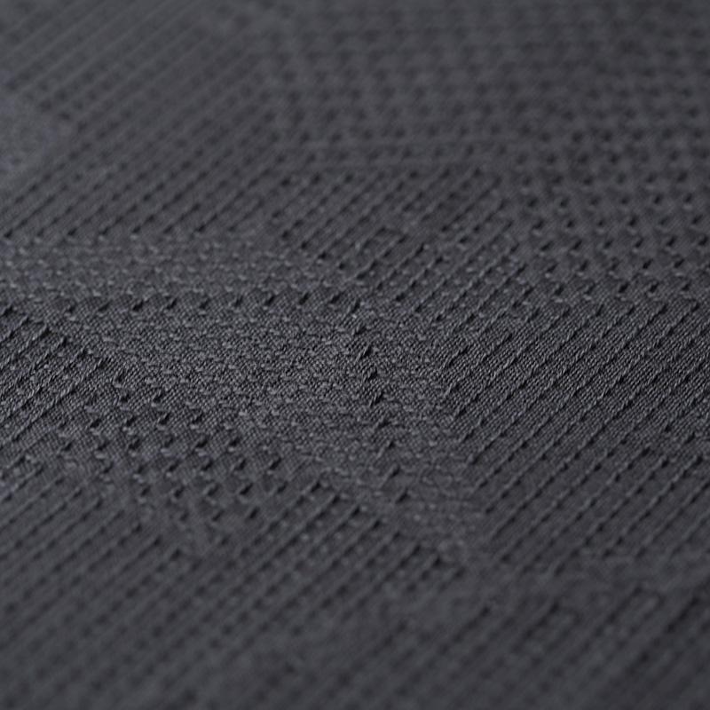十布|大判ハンカチ 福島の刺子織 ブラック