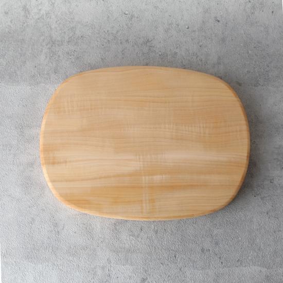 四十沢木材工芸| 帯ノコ盆 大 1